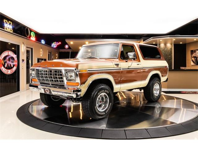 1979 Ford Bronco (CC-1426529) for sale in Plymouth, Michigan