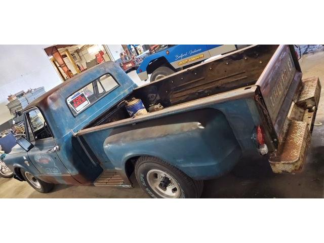 1967 Chevrolet C/K 10 (CC-1426531) for sale in West Pittston, Pennsylvania
