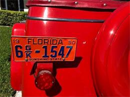 1949 Jeep Willys (CC-1420654) for sale in Lantana, Florida