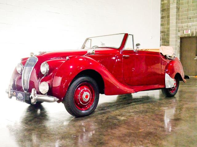 1950 Lagonda Drophead (CC-1426554) for sale in Jackson, Mississippi