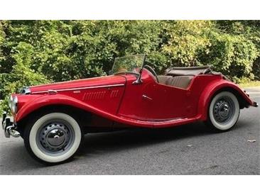 1954 MG TF (CC-1426557) for sale in Cadillac, Michigan