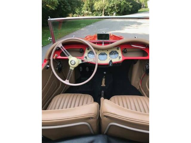 1954 MG TF (CC-1426557) for sale in Cadillac, Michigan