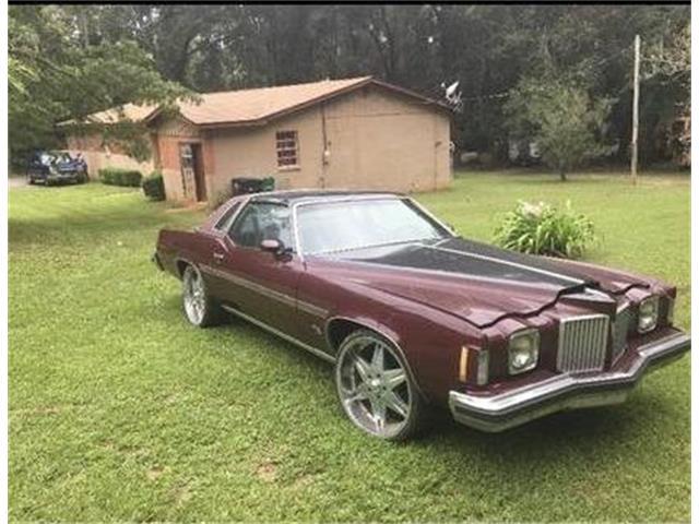 1974 Pontiac Grand Prix (CC-1426558) for sale in Cadillac, Michigan
