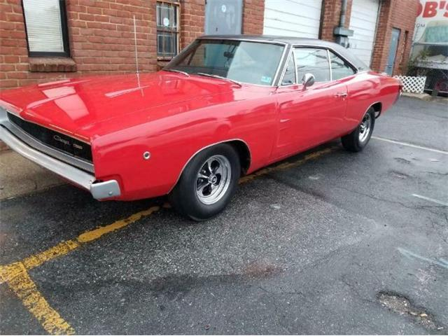 1968 Dodge Charger (CC-1426565) for sale in Cadillac, Michigan