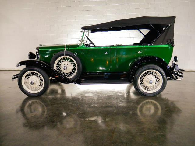 1929 Chevrolet Touring (CC-1426567) for sale in Jackson, Mississippi