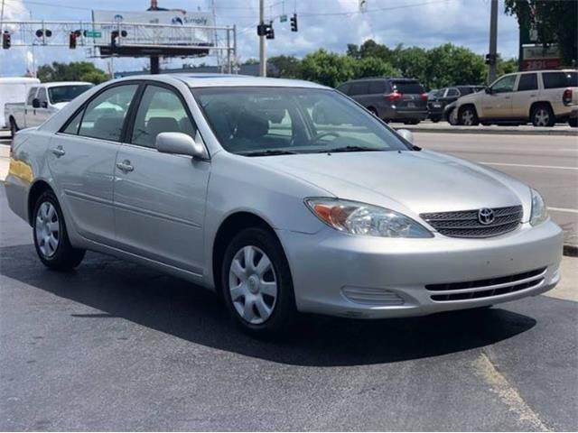 2002 Toyota Camry (CC-1426573) for sale in Cadillac, Michigan