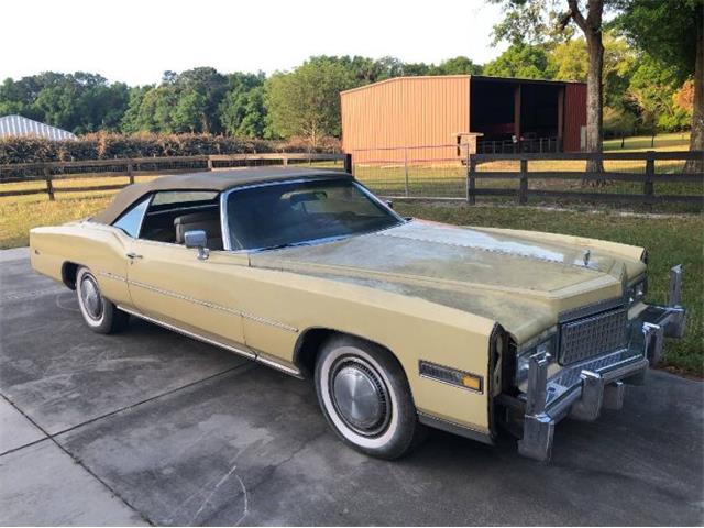 1975 Cadillac Eldorado (CC-1426576) for sale in Cadillac, Michigan