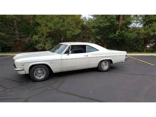 1966 Chevrolet Impala (CC-1426577) for sale in Cadillac, Michigan