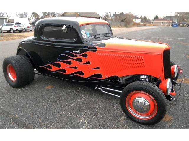 1934 Ford Hot Rod (CC-1426578) for sale in Cadillac, Michigan