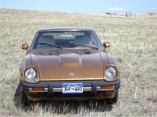 1979 Datsun 280ZX (CC-1426579) for sale in Cadillac, Michigan
