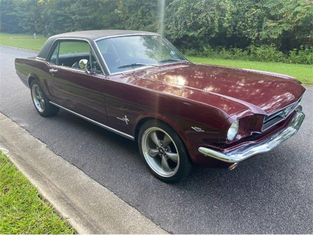 1965 Ford Mustang (CC-1426584) for sale in Cadillac, Michigan
