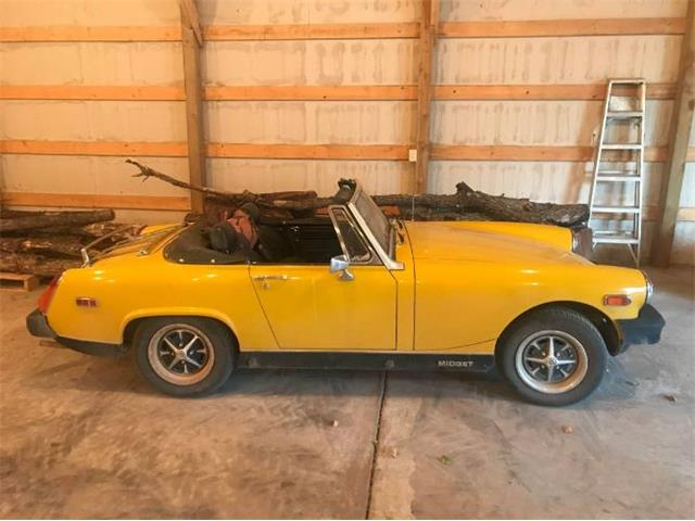 1979 MG Midget (CC-1426588) for sale in Cadillac, Michigan