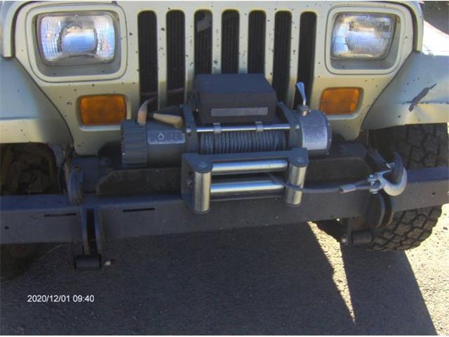1992 Jeep Wrangler (CC-1426590) for sale in Cadillac, Michigan