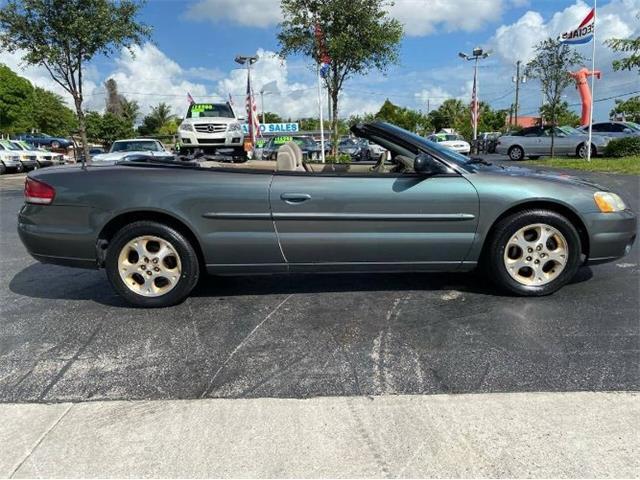 2002 Chrysler Sebring (CC-1426594) for sale in Cadillac, Michigan