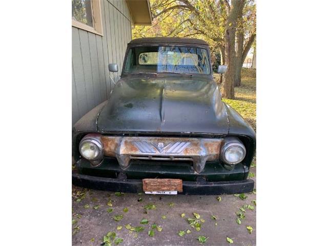 1954 Ford F100 (CC-1426595) for sale in Cadillac, Michigan