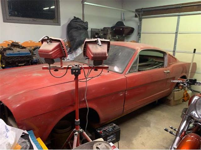 1965 Ford Mustang (CC-1426596) for sale in Cadillac, Michigan