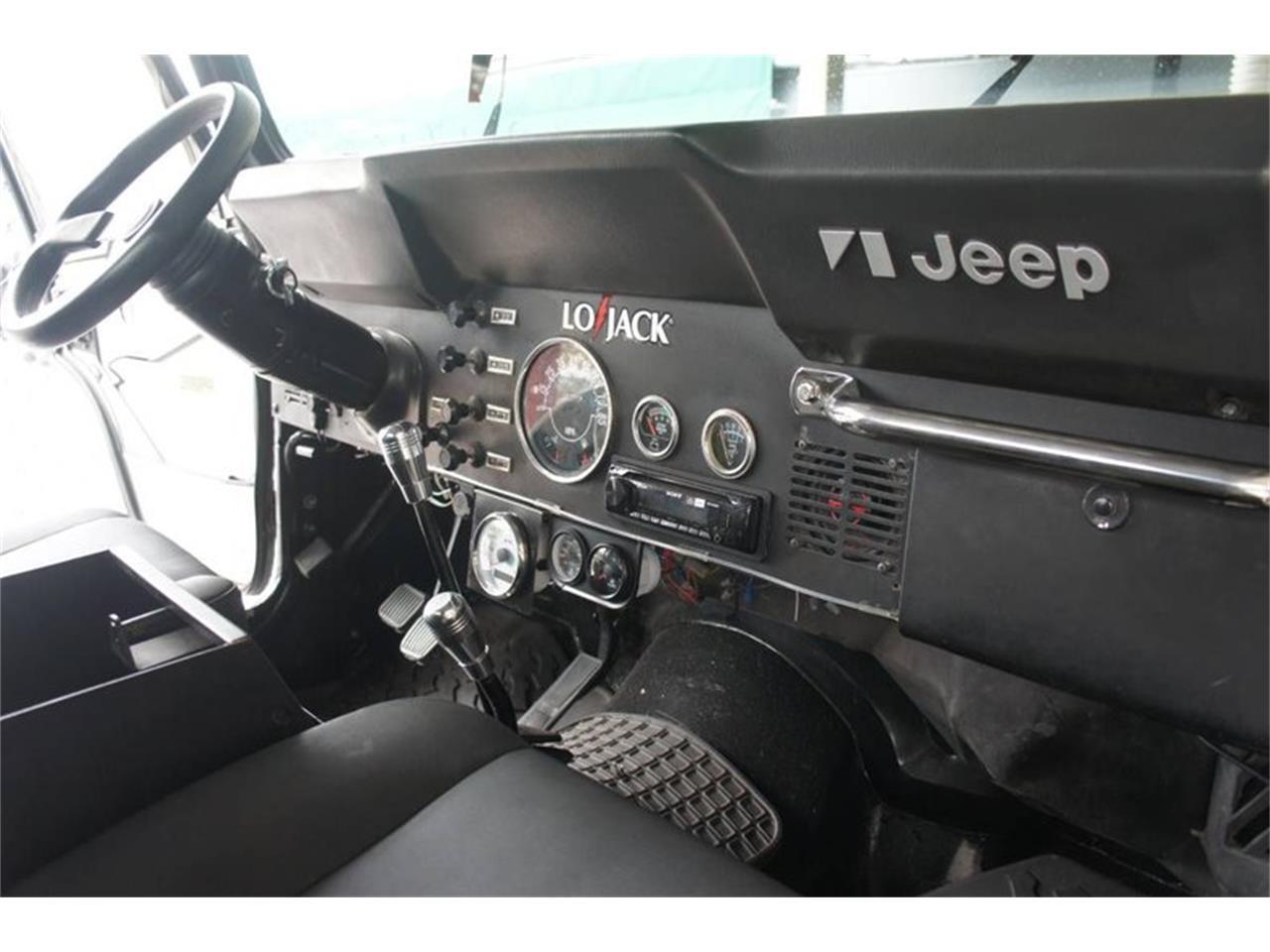 1981 Jeep CJ (CC-1420660) for sale in Lantana, Florida