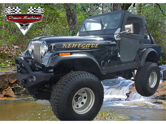 1981 Jeep CJ (CC-1420660) for sale in Lantana, Florida