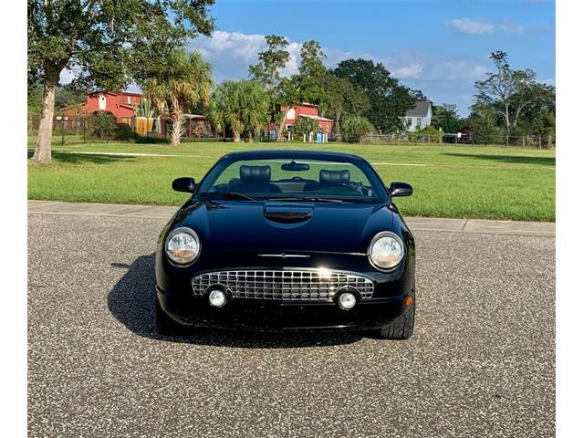 2002 Ford Thunderbird (CC-1426601) for sale in Clearwater, Florida