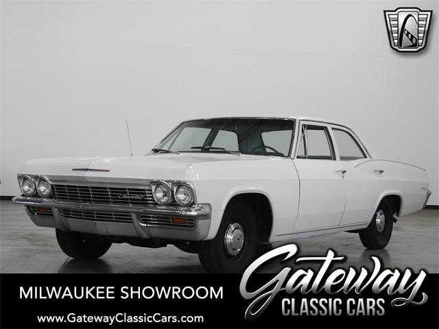 1965 Chevrolet Biscayne (CC-1426612) for sale in O'Fallon, Illinois