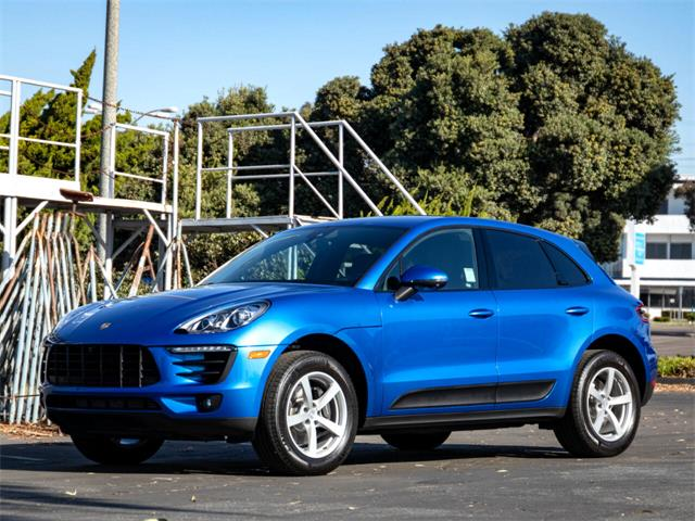 2018 Porsche Macan (CC-1426616) for sale in Marina Del Rey, California