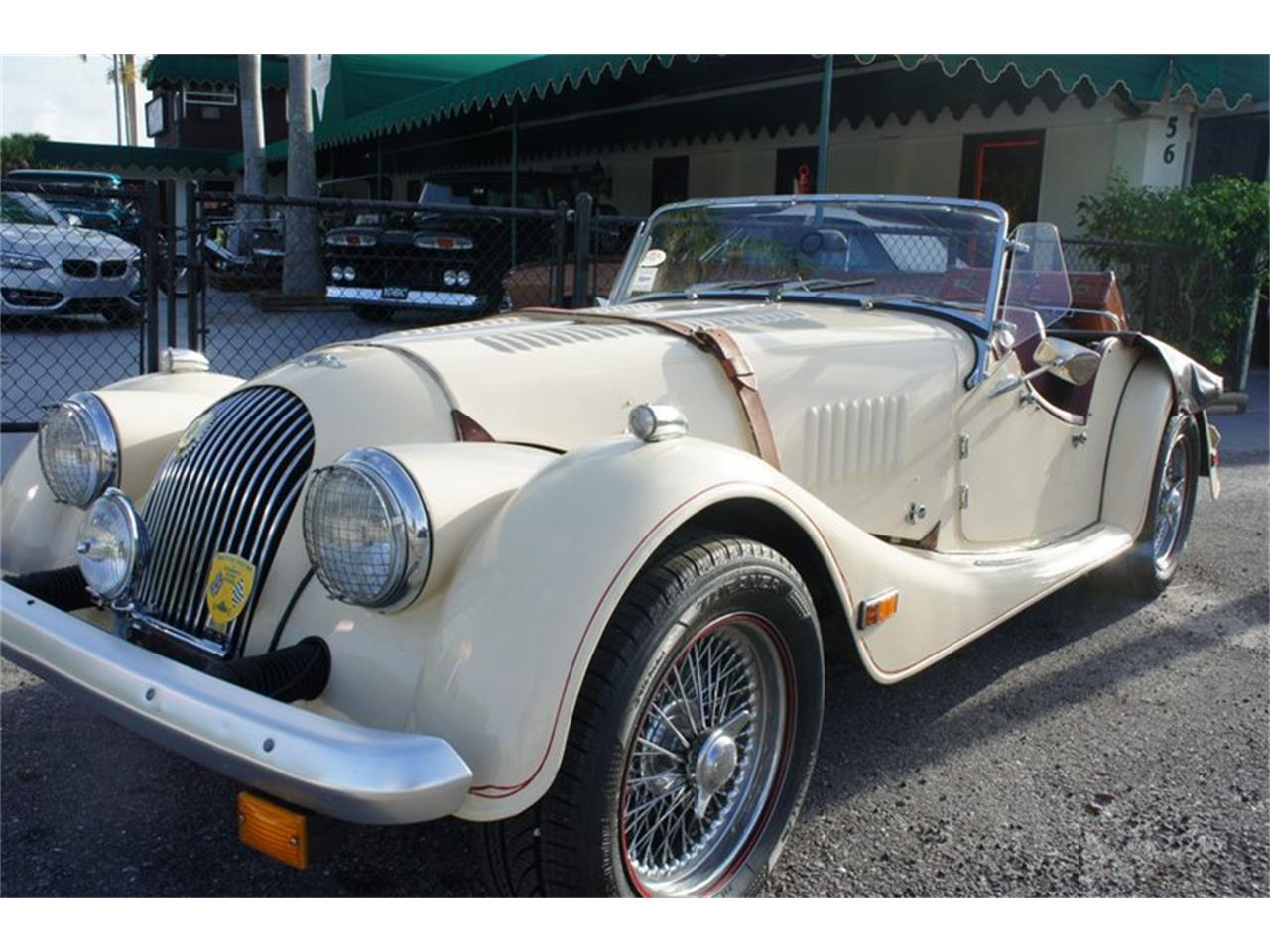 1983 Morgan Plus 4 (CC-1420662) for sale in Lantana, Florida