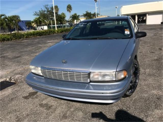 1995 Chevrolet Caprice (CC-1426627) for sale in Miami, Florida
