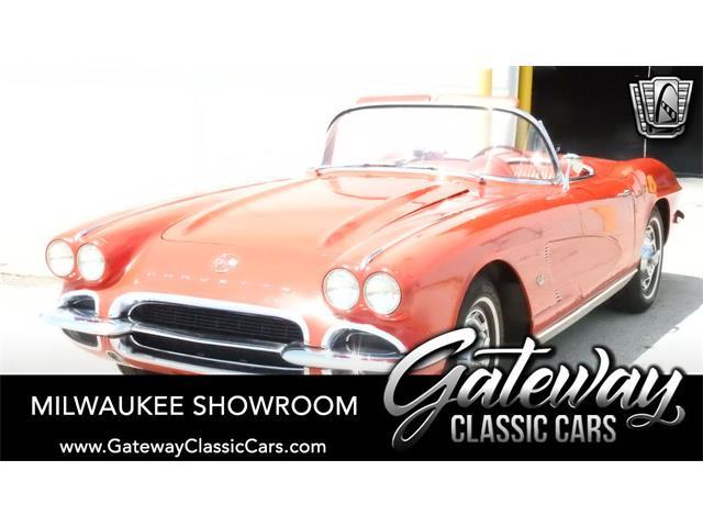 1962 Chevrolet Corvette (CC-1426632) for sale in O'Fallon, Illinois