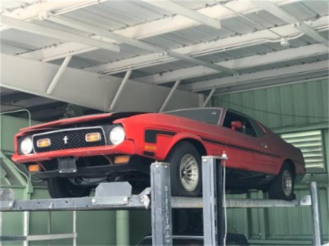 1971 Ford Mustang (CC-1426635) for sale in Miami, Florida