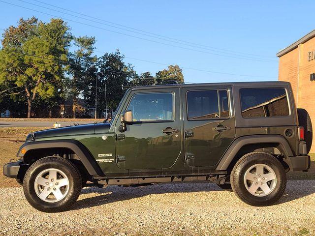 2011 Jeep Wrangler (CC-1426638) for sale in Hope Mills, North Carolina