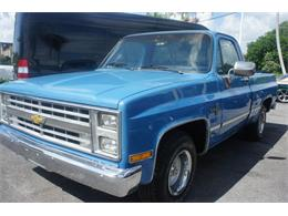 1986 Chevrolet Silverado (CC-1420664) for sale in Lantana, Florida