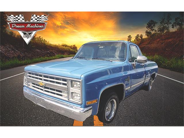 1986 Chevrolet Silverado (CC-1420664) for sale in Lantana, Florida