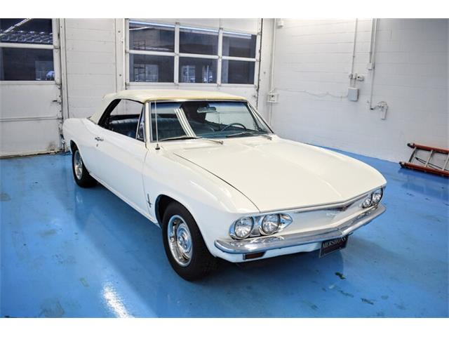 1967 Chevrolet Corvair (CC-1426643) for sale in Springfield, Ohio