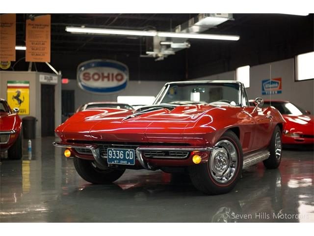 1967 Chevrolet Corvette (CC-1426647) for sale in Cincinnati, Ohio