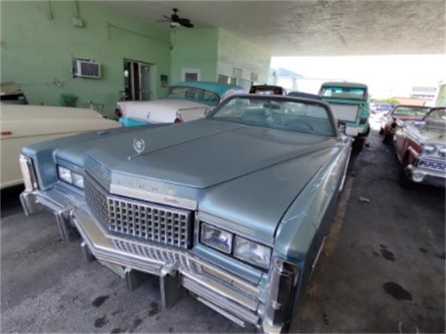 1975 Cadillac Eldorado (CC-1426648) for sale in Miami, Florida