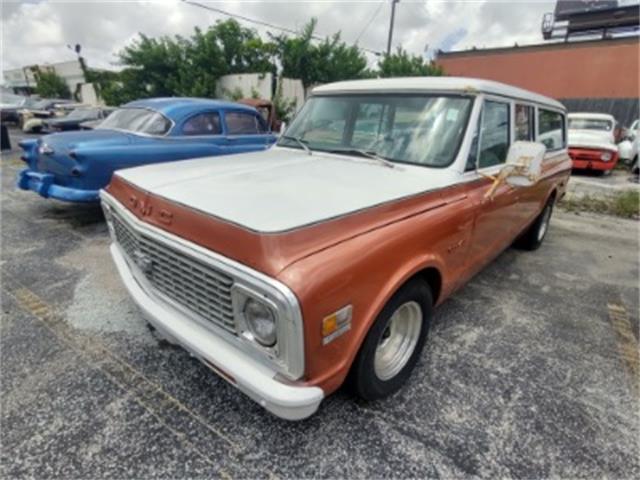 1972 Chevrolet Suburban (CC-1426650) for sale in Miami, Florida
