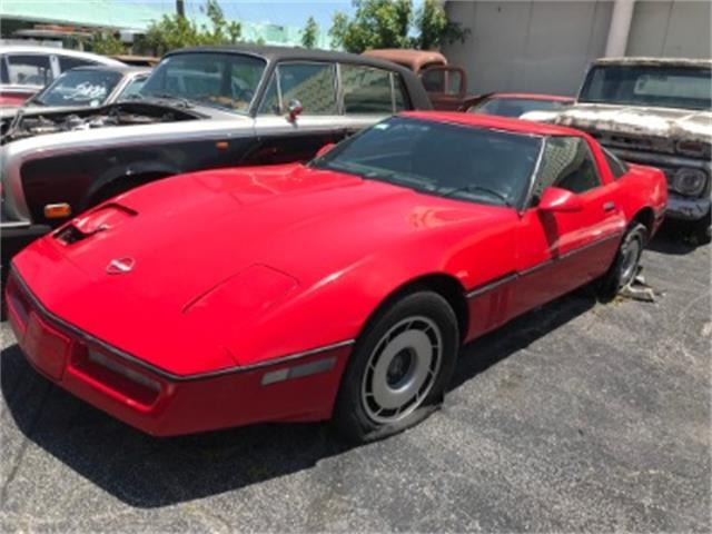 1984 Chevrolet Corvette (CC-1426660) for sale in Miami, Florida