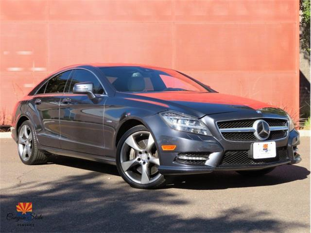2012 Mercedes-Benz CLS-Class (CC-1426666) for sale in Tempe, Arizona
