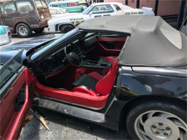 1984 Chevrolet Corvette (CC-1426667) for sale in Miami, Florida
