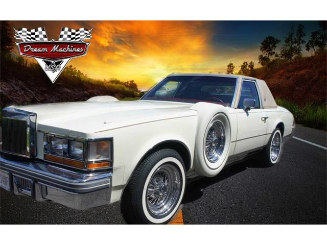 1978 Cadillac Seville (CC-1420667) for sale in Lantana, Florida