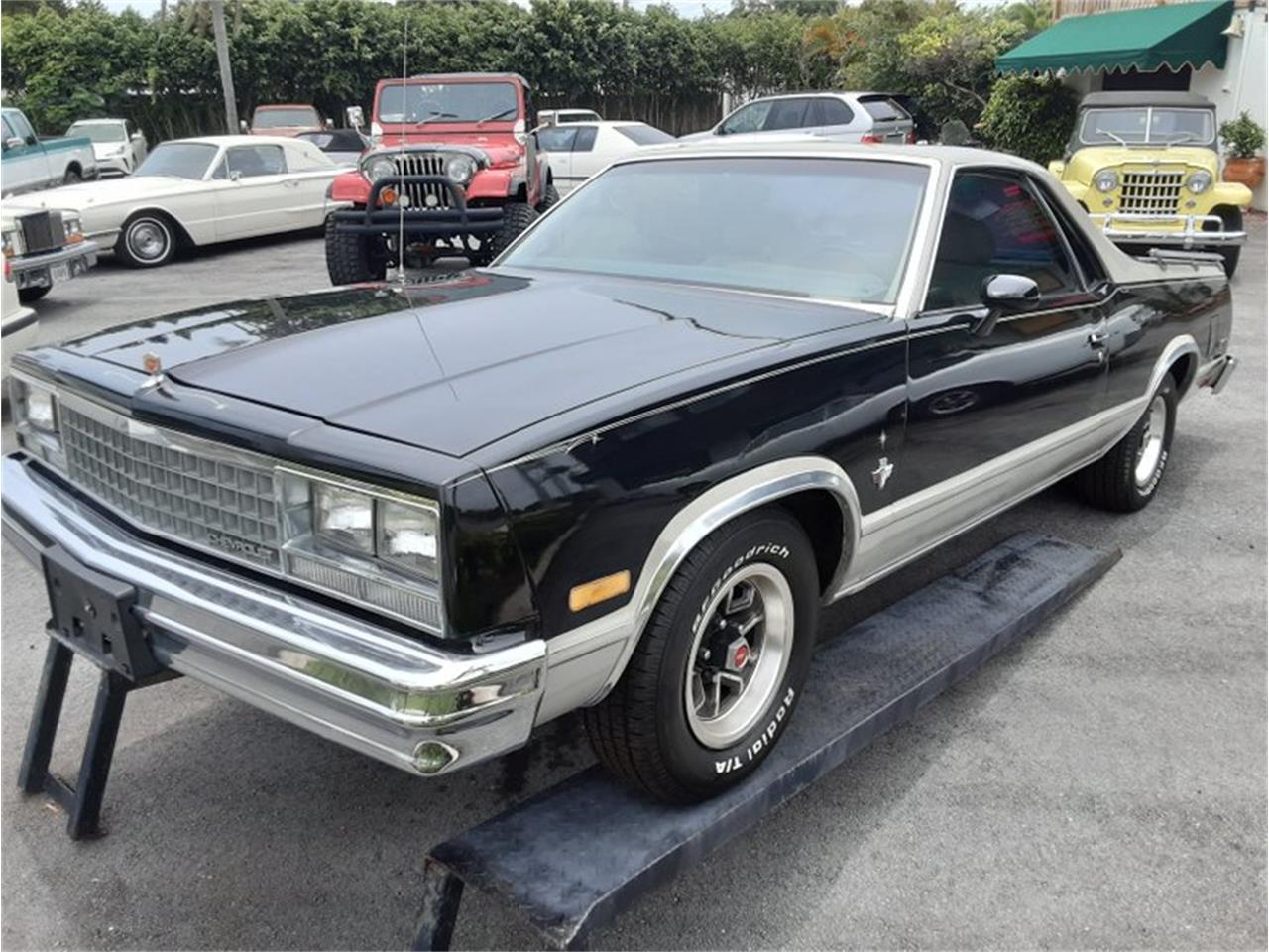 1984 Chevrolet El Camino (CC-1420668) for sale in Lantana, Florida