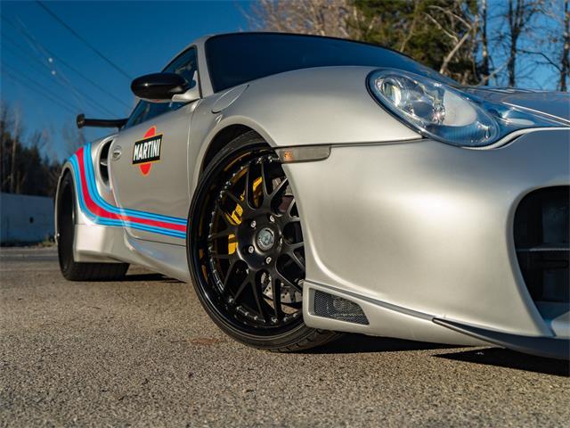 2002 Porsche 911 (CC-1426683) for sale in Kelowna, British Columbia