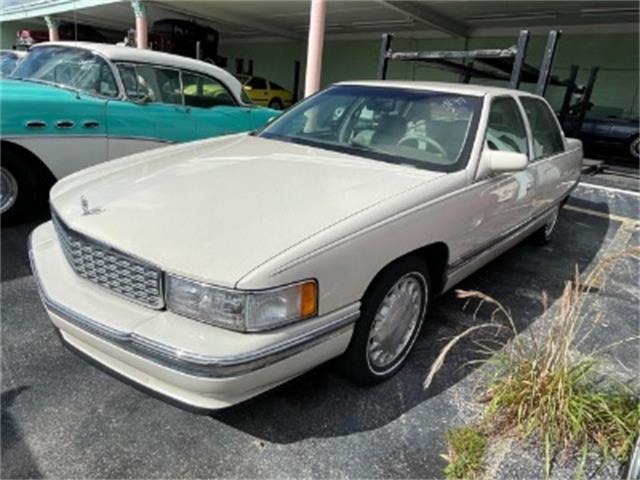 1996 Cadillac DeVille (CC-1426687) for sale in Miami, Florida