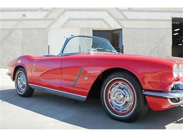 1962 Chevrolet Corvette (CC-1426699) for sale in Garland, Texas