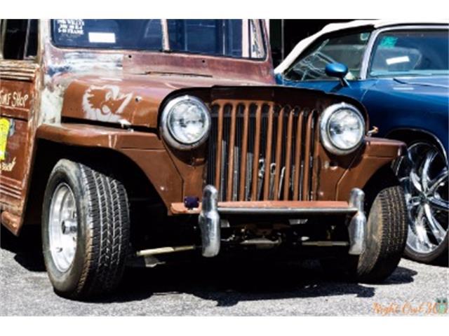 1946 Jeep Wagon (CC-1426702) for sale in Miami, Florida