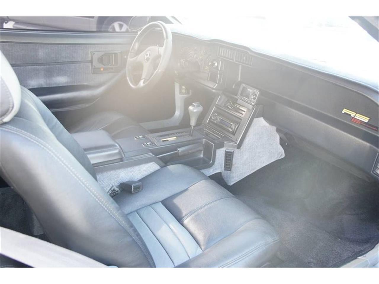 1992 Chevrolet Camaro (CC-1420671) for sale in Lantana, Florida
