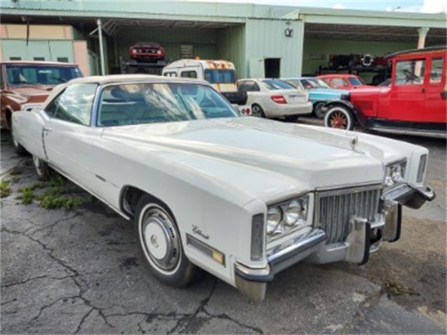 1972 Cadillac Eldorado (CC-1426724) for sale in Miami, Florida