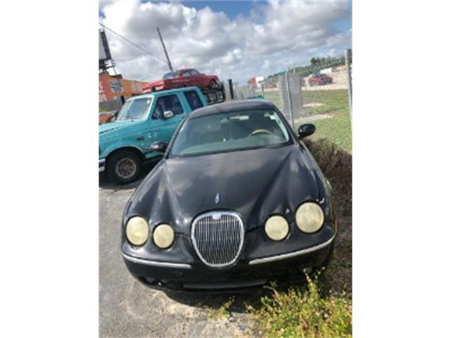 2005 Jaguar S-Type (CC-1426726) for sale in Miami, Florida