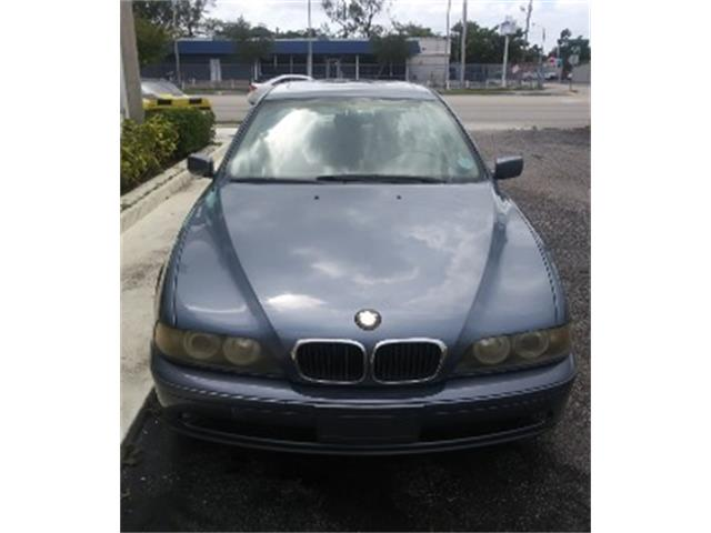 2002 BMW 5 Series (CC-1426729) for sale in Miami, Florida