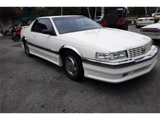 1992 Cadillac Eldorado (CC-1420673) for sale in Lantana, Florida